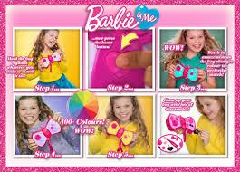 Barbie Colour Change Handbag