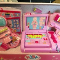Baby Born 174 Interactive Medical Laptop Review Chelseamamma