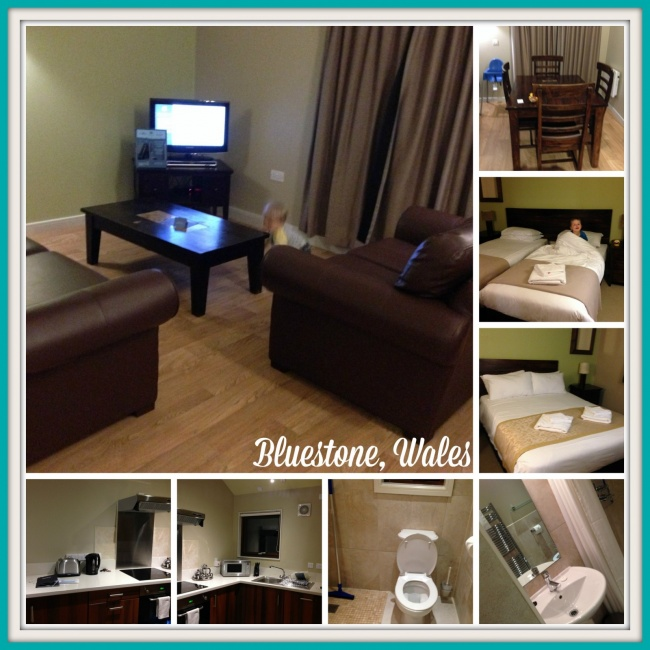 Bluestone Accommodation