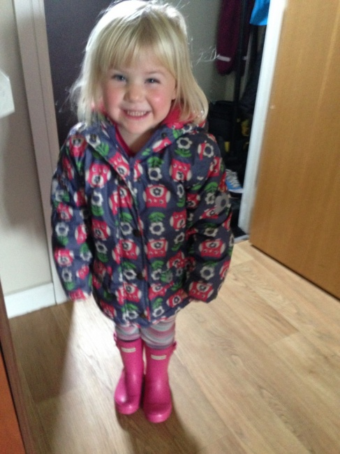 Kids Hunter Wellies