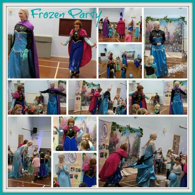Dorset Dreamers Princess Party