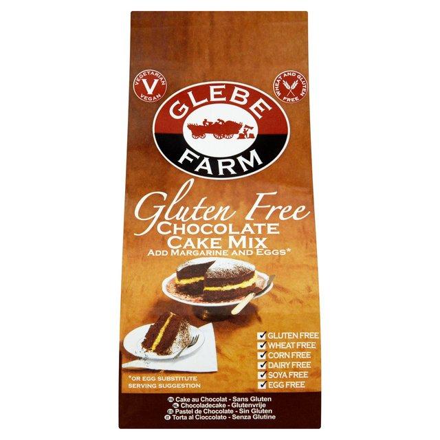 Glebe Farm Gluten Free Chocolate Cake Mix