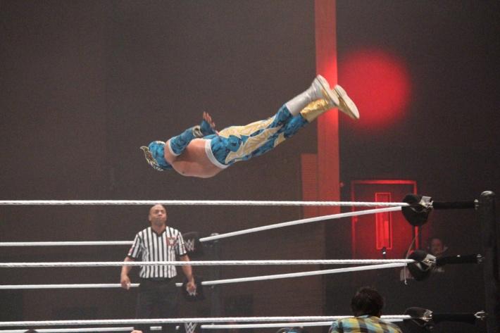 WWE Bournemouth
