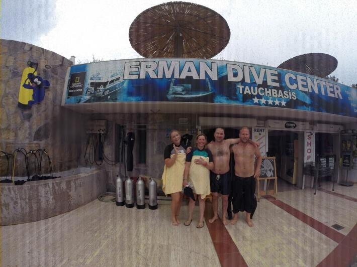 Erman Dive