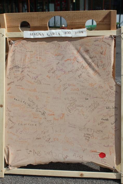 Magna Carta Fayre