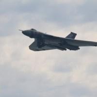 XH558 Vulcan