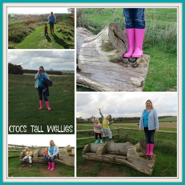 Crocs Tall Wellies