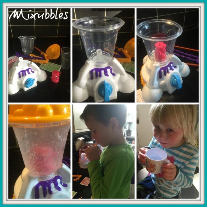 Mixubbles