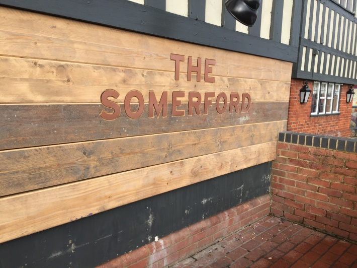 The Somerford