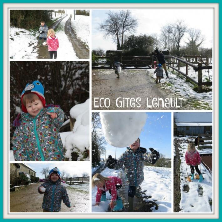 Eco Gites Lenault