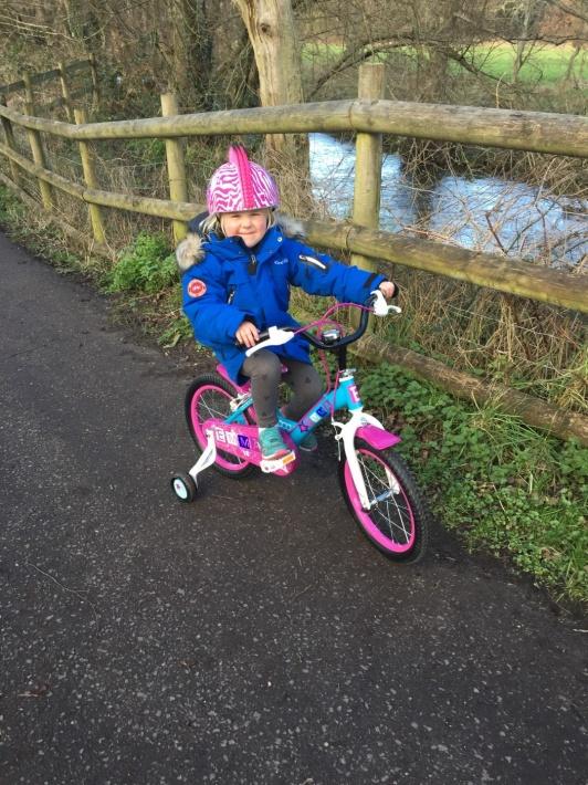 Eliza bike