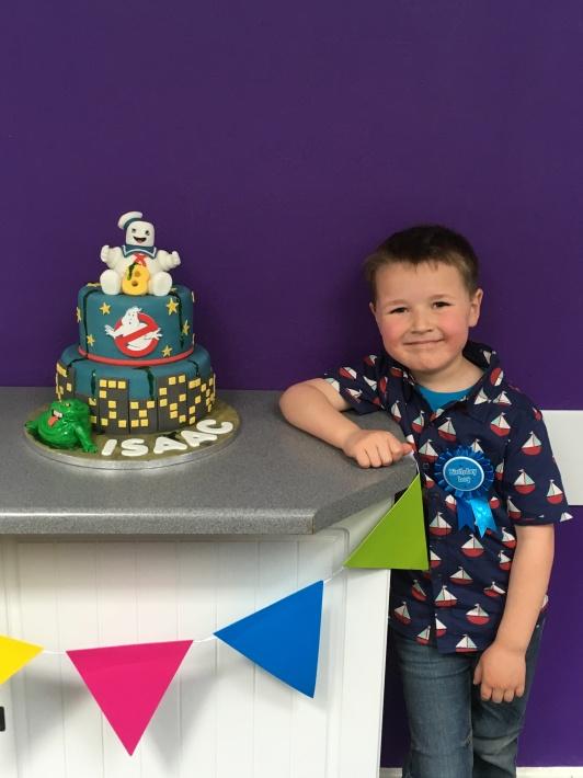 Isaac's Birthday