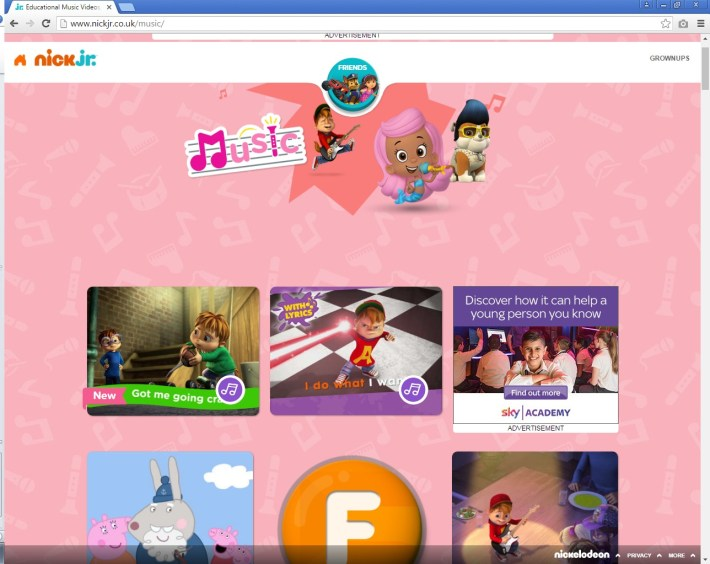Head to NickJr for more fun that ever before and #win a fabulous ...