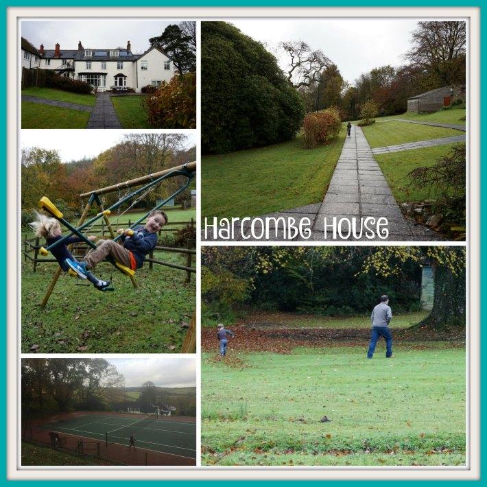 harcombe-house