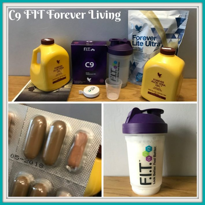 C9 Fit Forever Living