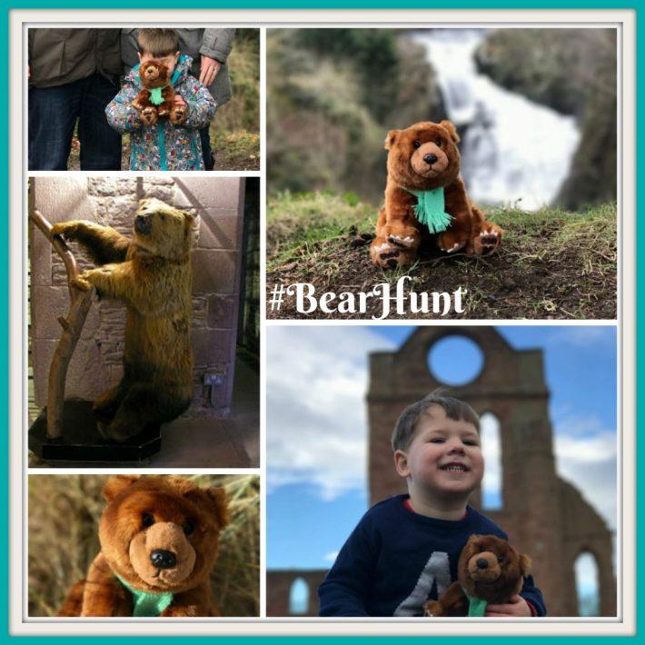 #BearHunt Scotland