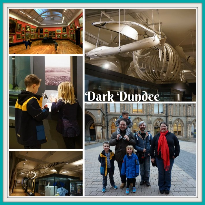 Dark Dundee and Tay Whale