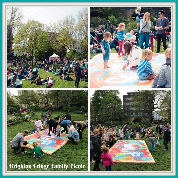 Brighton Fringe Family Picnic