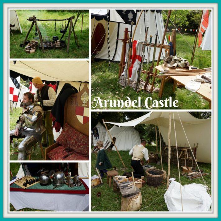 Arundel Castle Siege Event