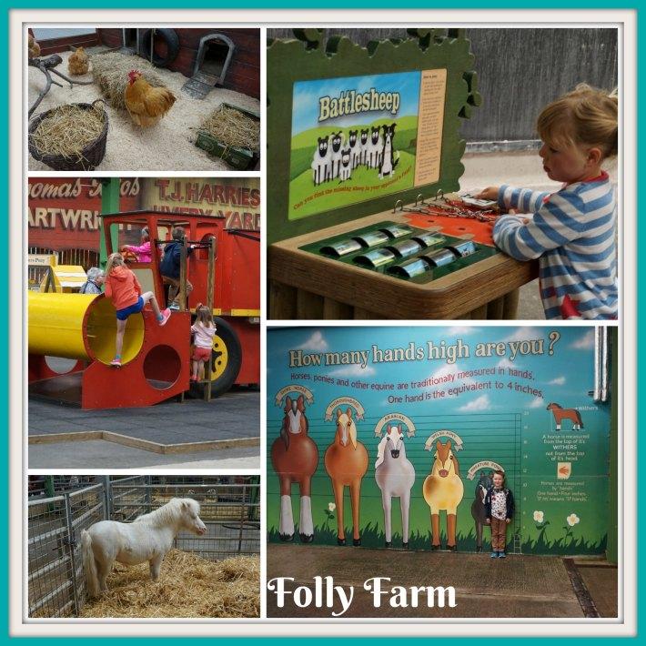 Folly Farm Barn
