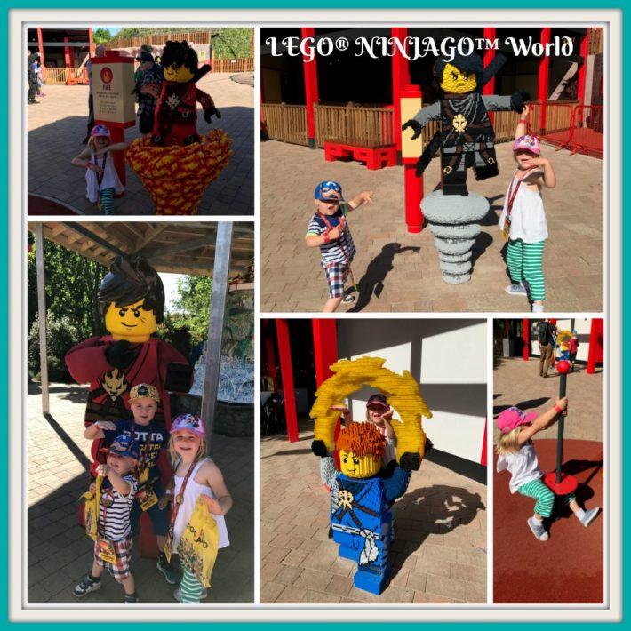 LEGO® NINJAGO™ Legoland