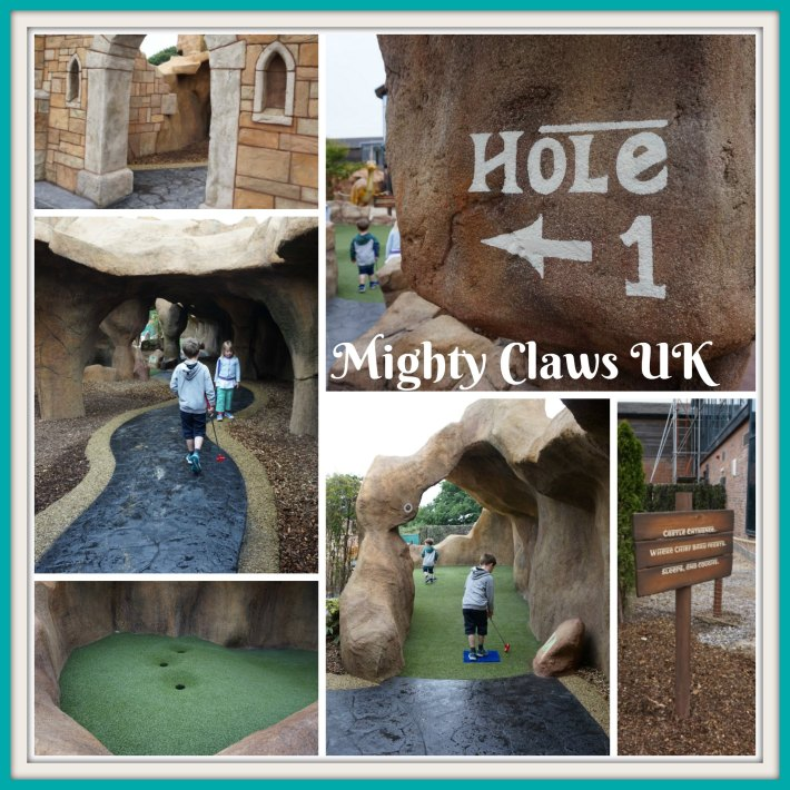 mighty claws UK