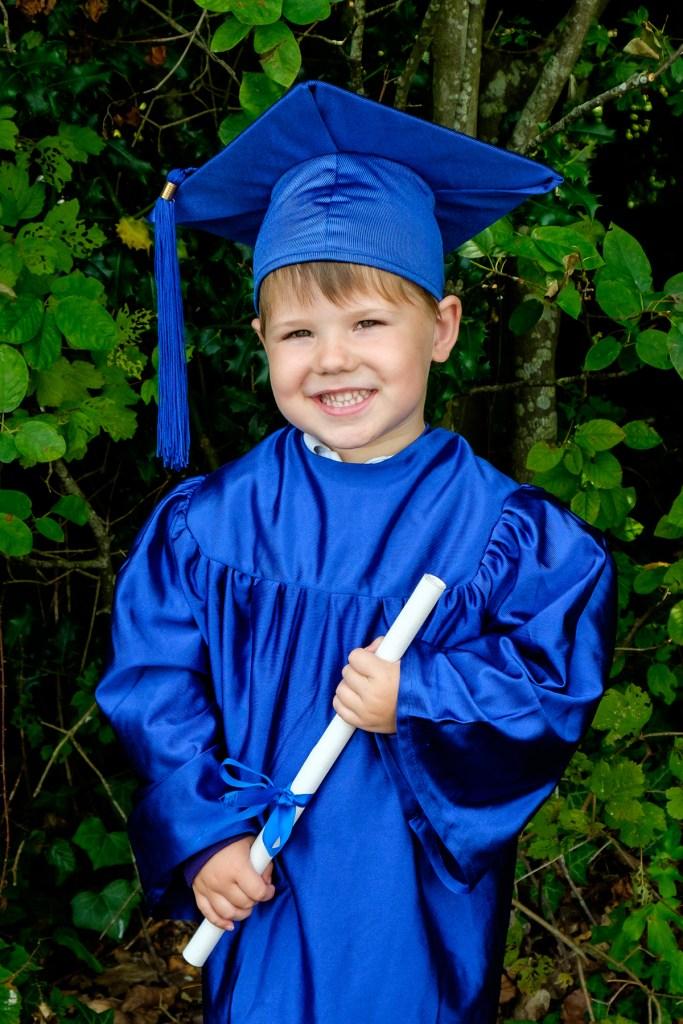 Sebastian Nursery Graduation