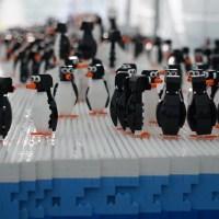 Lego Brick Safari