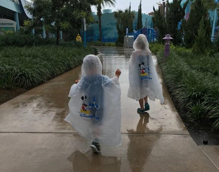 Disney Rain Mac