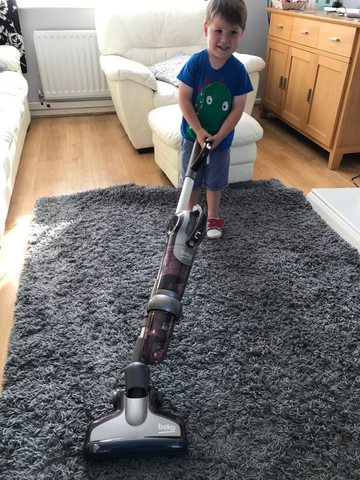 Beko Vacuum