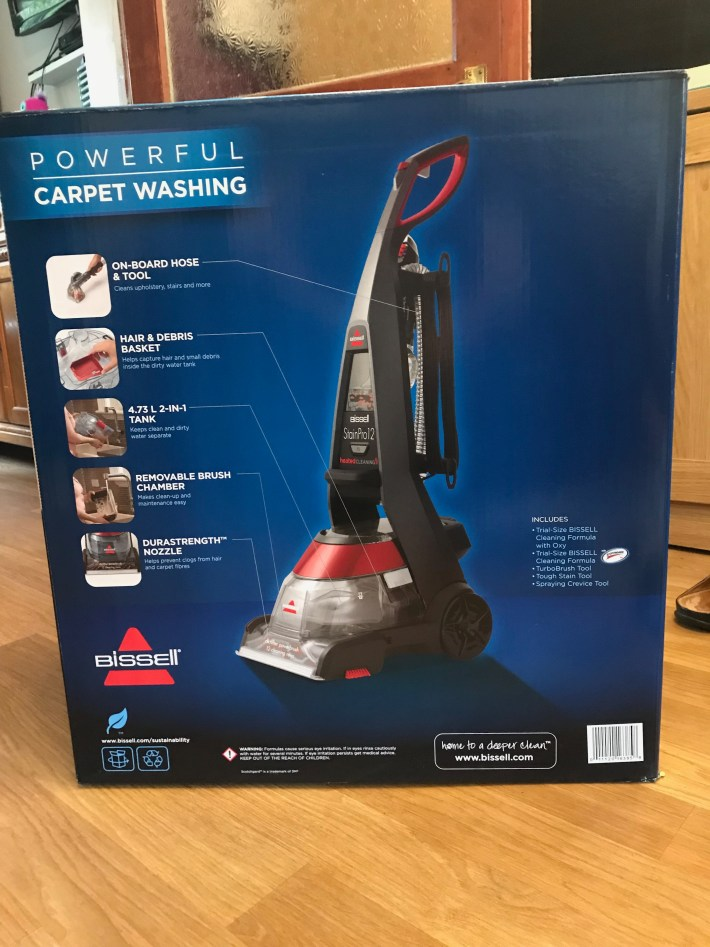 Bissell StainPro 12