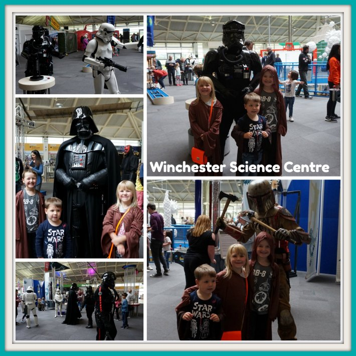 Winchester Science Centre Star Wars