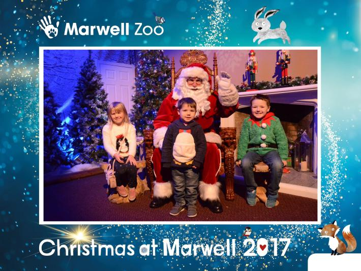 Christmas at Marwell