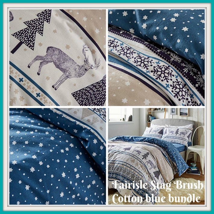 Christmas Bedding Sets from JD Williams - ChelseaMamma