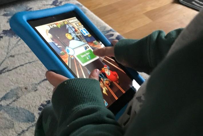 Amazon Kids Fire HD