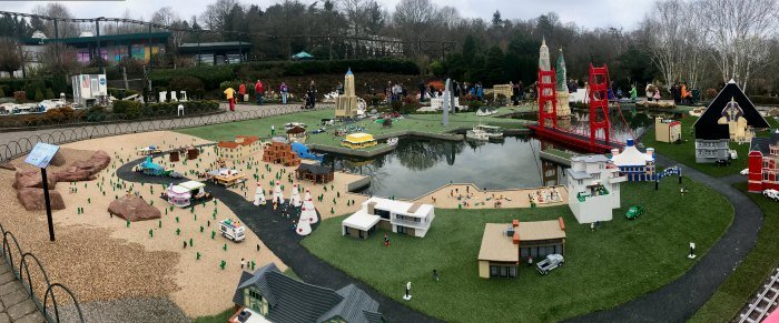 Minland USA Legoland