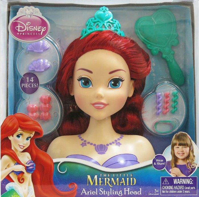 Ariel Styling Head Disney