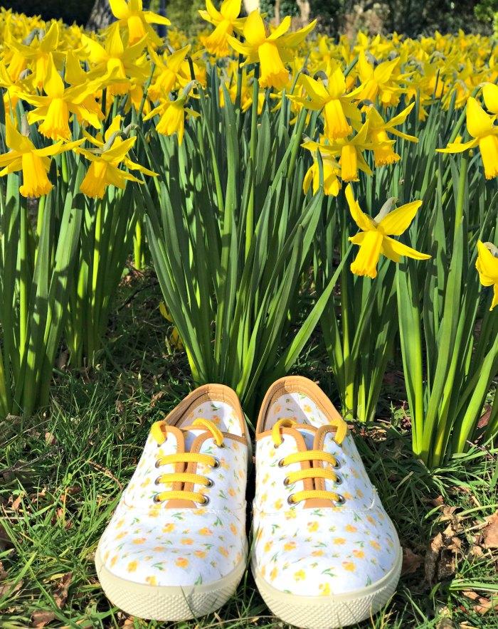 Daffodil Shoes