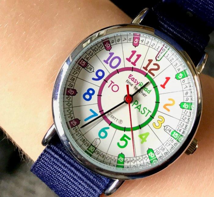 EasyRead Time Teacher Watch