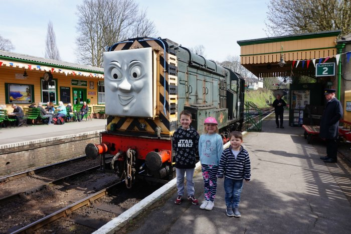 Harry - Day Out with Thomas