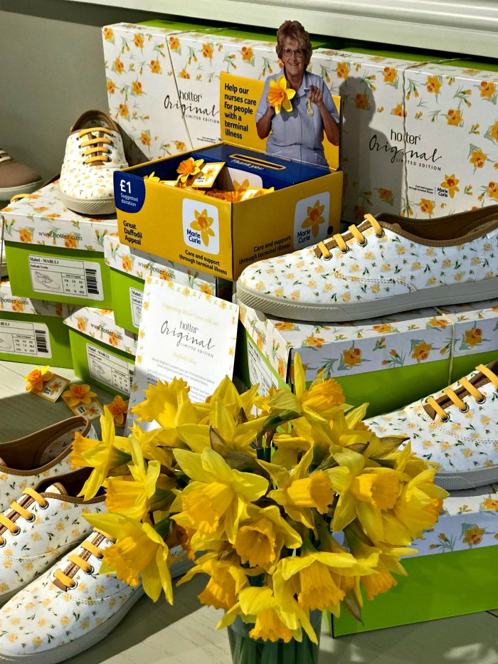 Hotter Daffodil Shoes