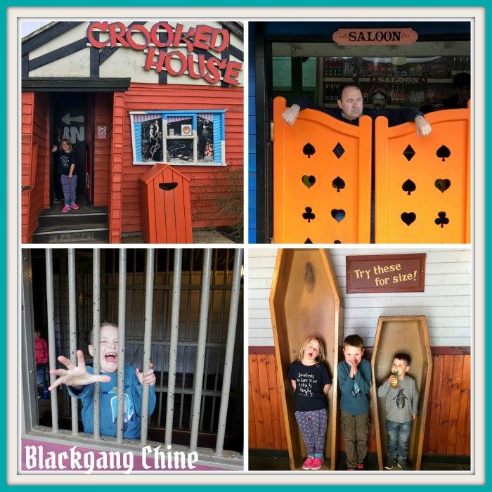Blackgang Chine Saloon