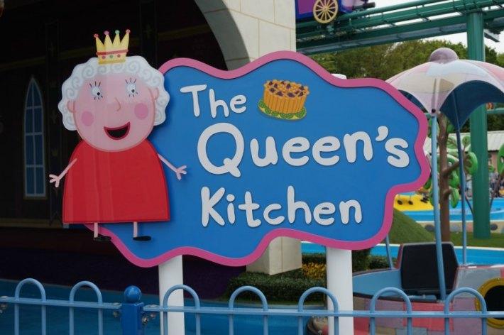 The Queen's Kitchen