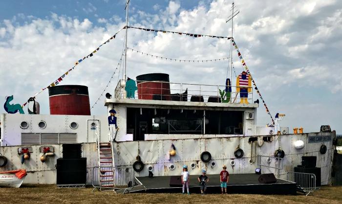 HMS Camp Bestival