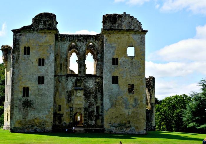 Old Wardour Castle English Heritage