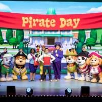 Paw Patrol Live Pirate