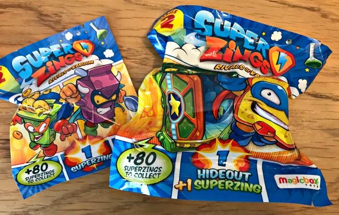 Super Zings Blind Bag