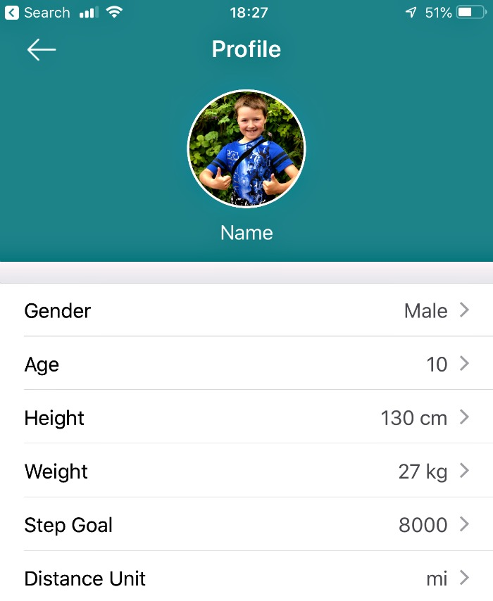 Isaac Profile