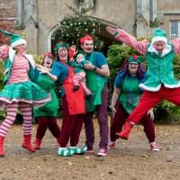 Elves Outside Marwell Hall (3)