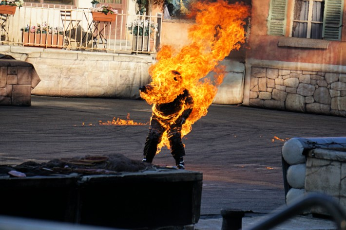 Fire - Stunt Show